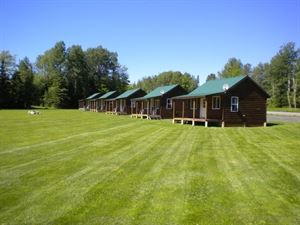 Spruce Meadow Cabins