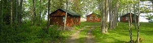 Brevort Lake Cabins