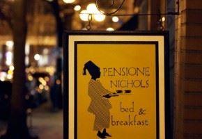 Pensione Nichols Bed & Breakfast
