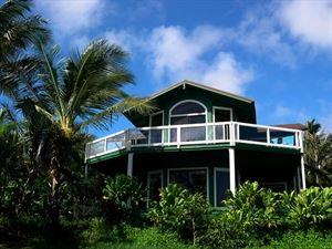 Aloha Huelo Point Lookout