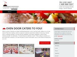 The Oven Door Catering