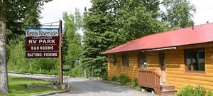 Kenai Riverside Campground & RV Park