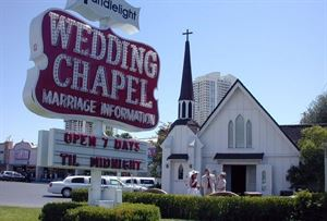 Candlelight Wedding Chapel