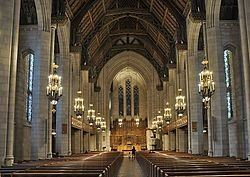 The Fourth Presbyterian Church of Chicago