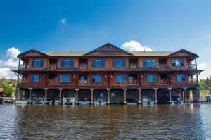 Ampersand Bay Boat Club