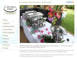 Captain's Table Catering