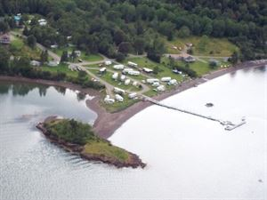 Seaview Campground & Cabins
