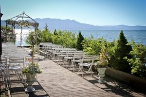 New Lake Front Wedding Chapel