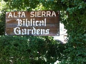 Alta Sierra Biblical Gardens