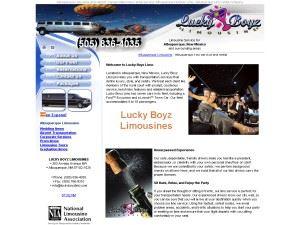 Lucky Boyz Limousine