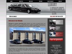 Luxury Limousines Ltd