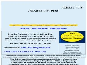 Limousine of Alaska, Buses, and Tours