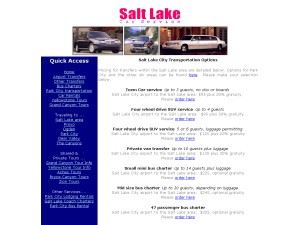 Salt Lake Car Service