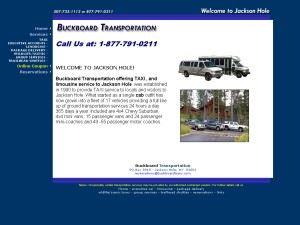 Buckboard Transportation