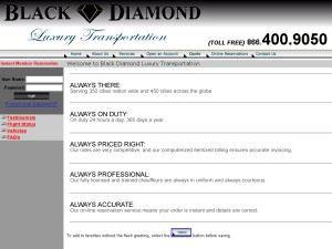 Black Diamond Luxury Transport