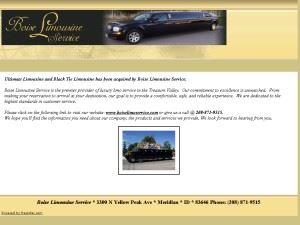 Ultimate Limousine Service