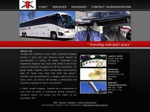 Camelot Bus Charter & Tours