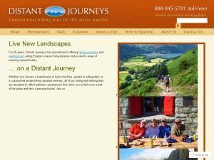 Distant Journeys