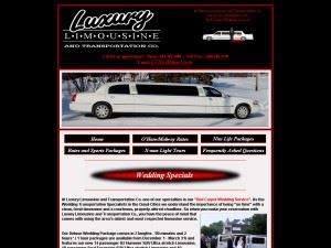 Luxury Limousine & Transportation Co