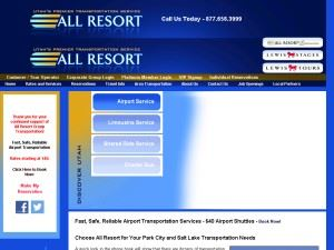 All Resort Transportation