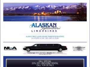Alaskan Splendor Limousines