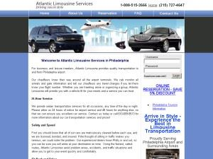 Atlantic Limousine Services