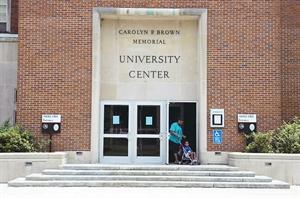 Carolyn P. Brown Memorial University Center