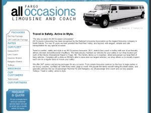 All Occasion Limousine & Coach