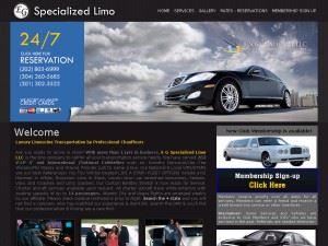 E G Specialized Limousine Service Inc
