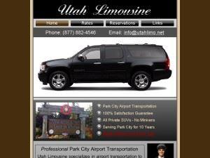 Utah Limousine