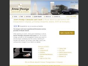 Arrow-Prestige Limousine & Coach