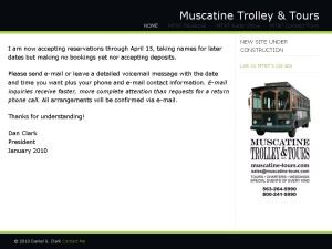 Muscatine Trolley & Tours