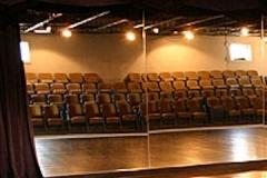 The Barking Legs Theater