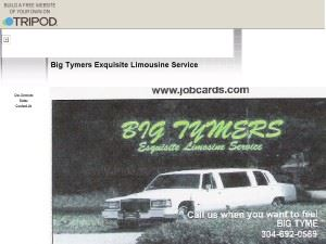Big Tymers Exquisite Limousine