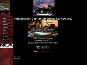 Ambassador Capital Limos