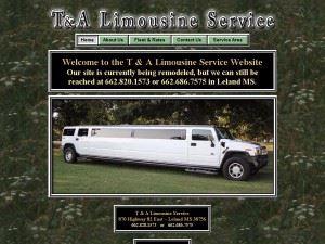 T & A Limousine Service