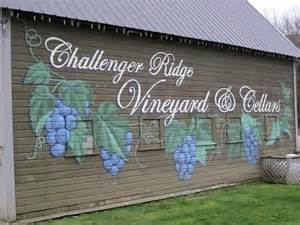 Challenger Ridge Vineyard and Cellars