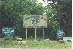 Cherry Brook Zoo