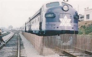 Niagara Falls Railway Museum
