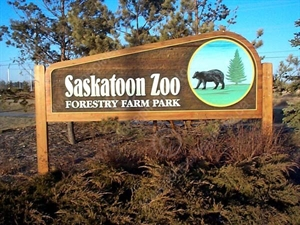 The Saskatoon Forestry Farm Park & Zoo
