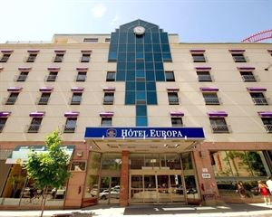 Best Western Plus - Montreal Downtown-Hotel Europa