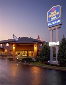 Best Western - Hotel Brossard