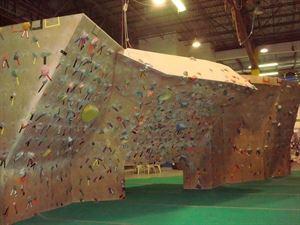 X-treme Rock Climbing