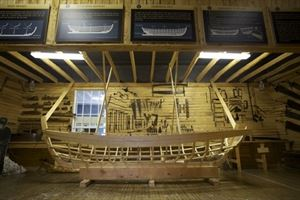 Winterton Boat Building & Community Museum