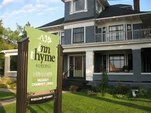 Auberge Inn Thyme