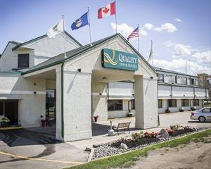 Quality Inn & Suites Edmonton International Airport