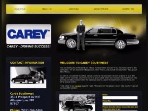 Carey Worldwide Chauffeured Services
