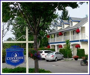 Kamloops Lakeside Inn