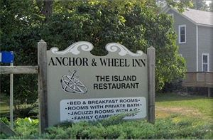The Anchor & Wheel Inn