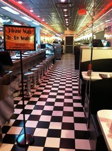 Gypsys Shiny Diner